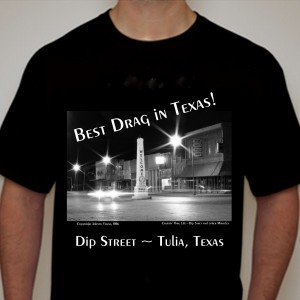 Best Drag in Texas T-shirt